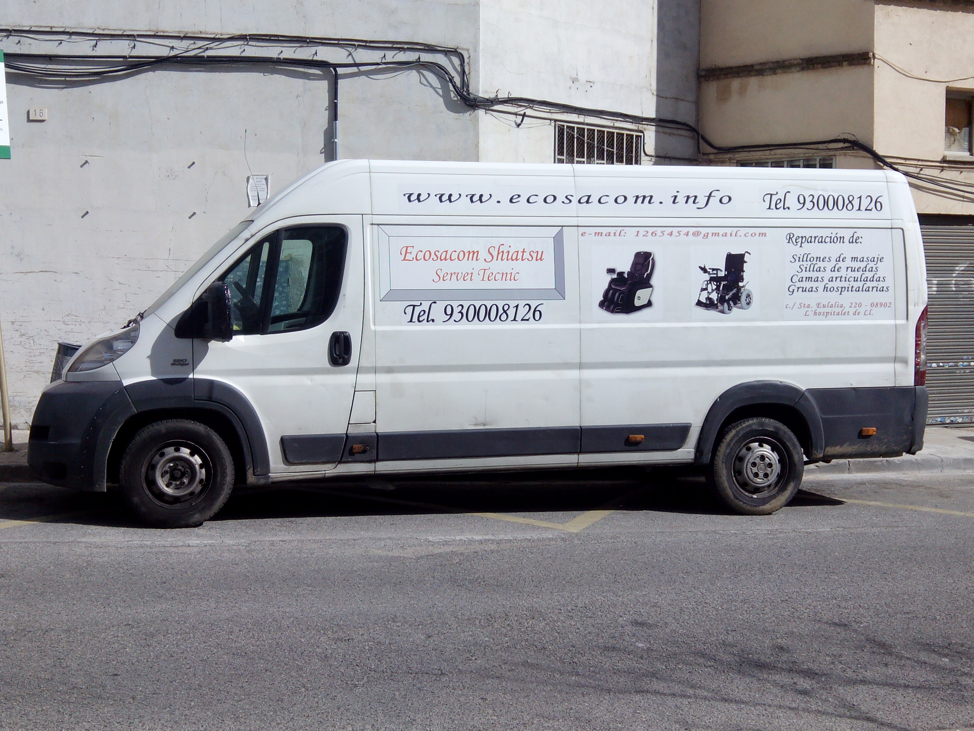 Servicio a Domicilio, Taller M