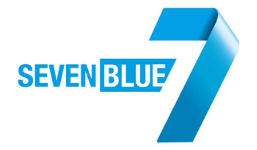 SEVEN BLUE / AVAKUA