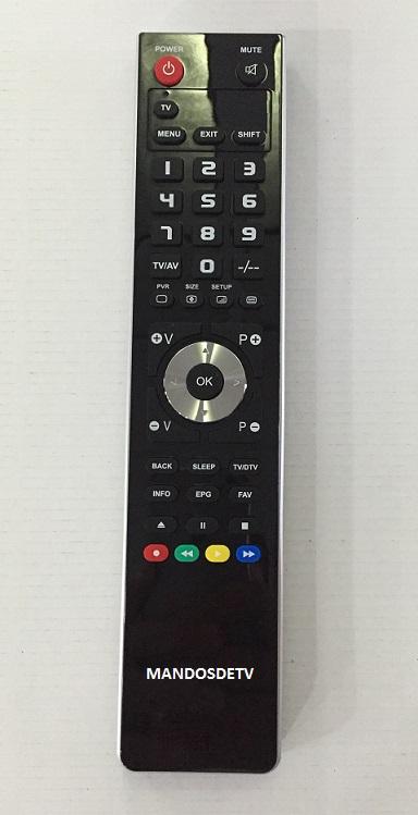 mando a distancia para tv