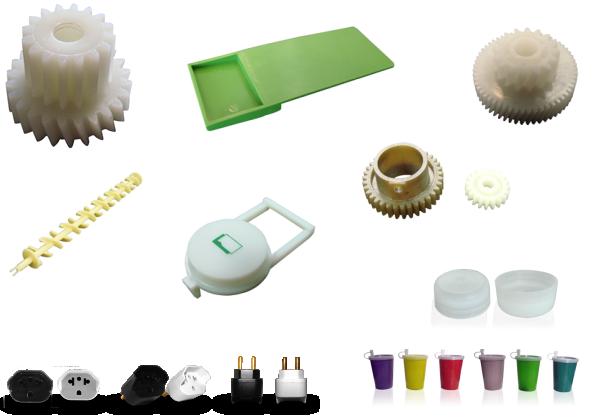 Injeção de Plásticos