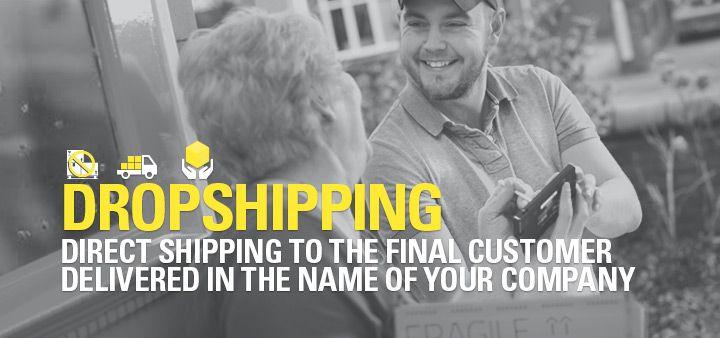 Invio con Dropshipping