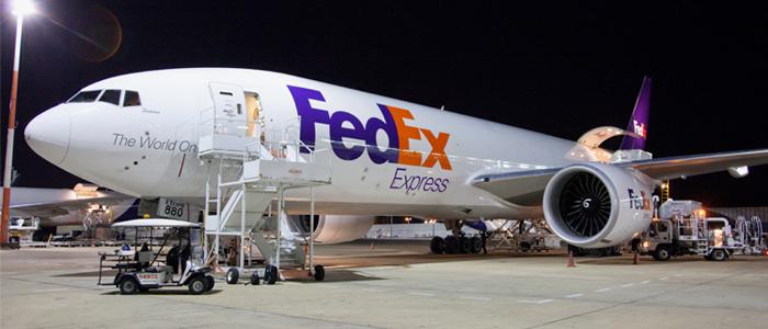 transporte con los mejores fedex, dhl, ups.