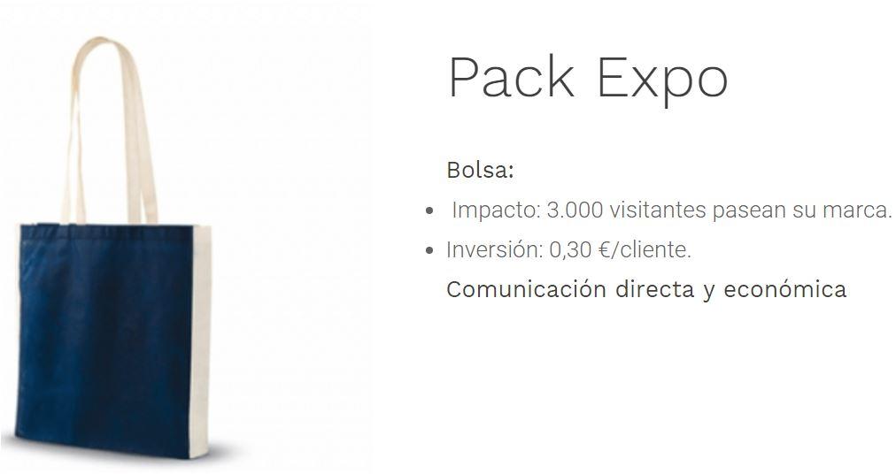 Pack Expo - eventos, ferias, punto de venta