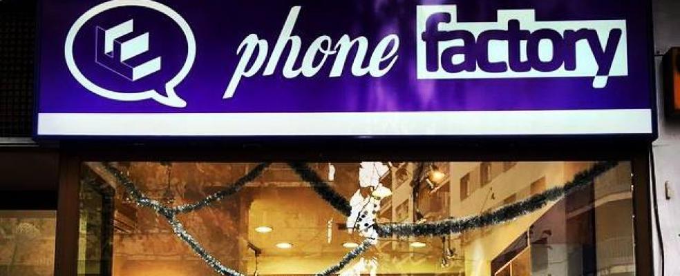 Foto 1 de Phone Factory Europe (www.phonefactory.es)