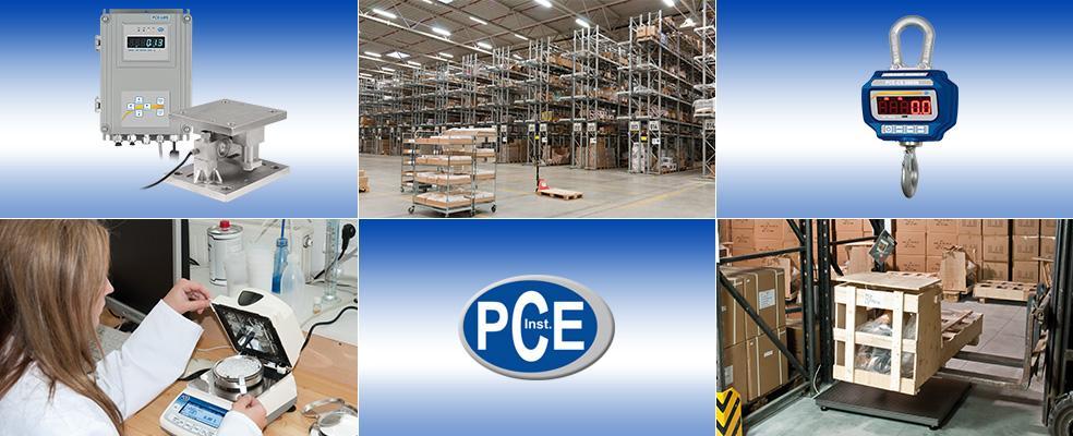 Foto 1 de PCE Instruments Chile