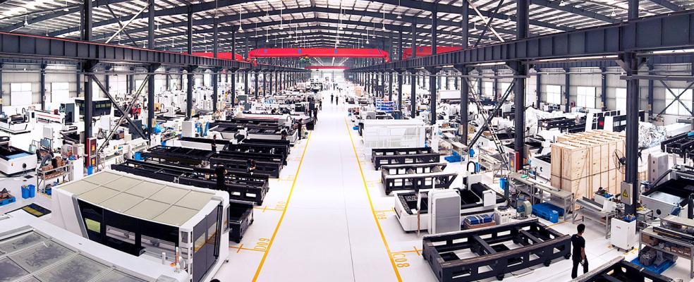 Foto 1 de Jinan Bodor CNC Machine Co.,Ltd.