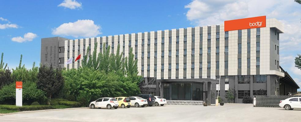 Foto 2 de Jinan Bodor CNC Machine Co.,Ltd.