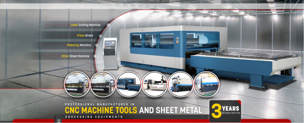 Foto 2 de Accurl CNC Machinery Co.,Ltd