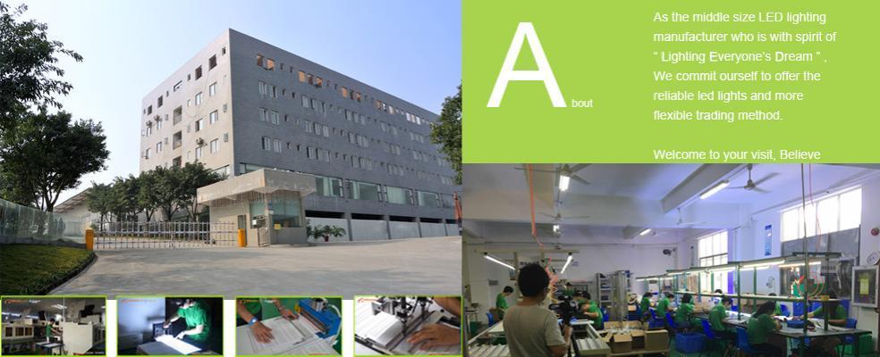 Foto 1 de Shenzhen Hua Yu Lighting Manufacture Co., Ltd