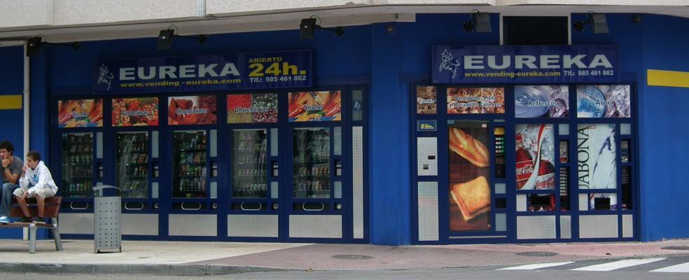 Foto 1 de Gestion y negocios eureka s.l.
