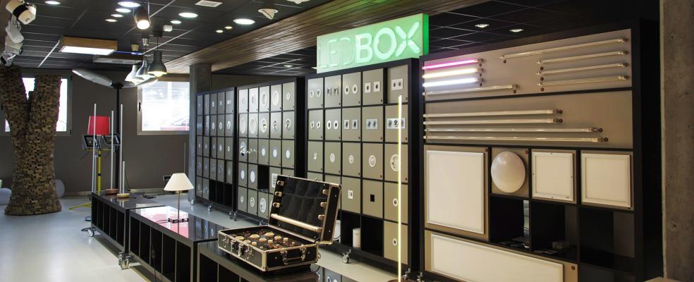 Foto 3 de LedBox
