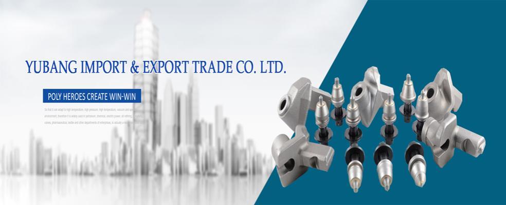 Foto 1 de Ruian Yu-bang Imp&Exp Trading Co., Ltd