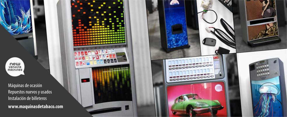Foto 3 de New Vending Machines